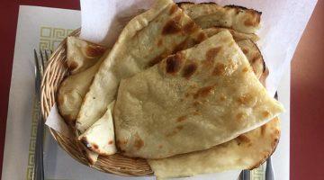 Taj India - naan bread (Taj India)