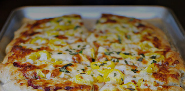 Curry Pizza - pizza (Curry Pizza)