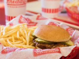 Freddy's Frozen Custard And Steakburgers - steakburger (Freddy's)