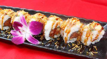 Hamachi Pescatarian Grill And Sushi Bar menu