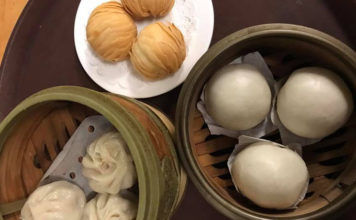 Honk Kong Tea House - dim sum (Hong Kong Tea House)