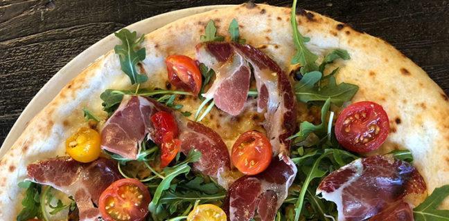 Settebello pizza special (Settebello)