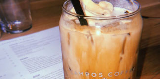 Campos iced coffee (Martin S)