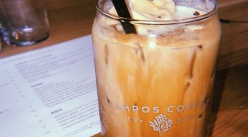 Campos Roastery And Kitchen menu