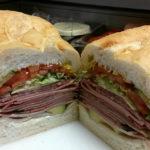 That Sandwich Shop menu