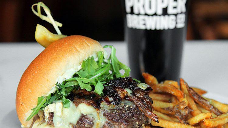 Stratford Proper - beer and burger (Stratford Proper)