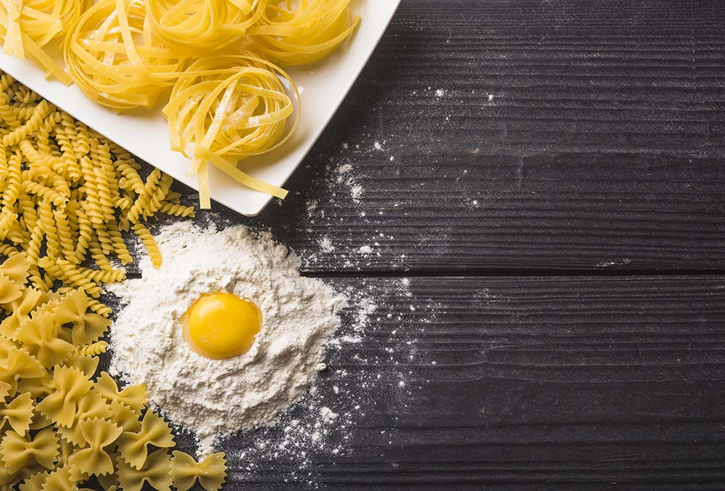 Generic pasta photo (Freepik)