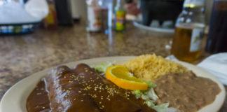 Las Cazuelas cuisine