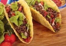 Generic beef taco (Freepik)