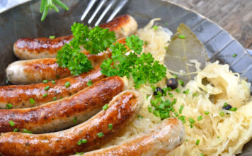 Bratwurst (Cafe Berlin)