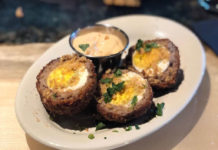 The Riverbank Bar - Southern scotch eggs