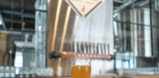 Level Crossing Brewing Company beer