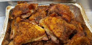 Daley's Wood Fire - BBQ chicken (Daley's)