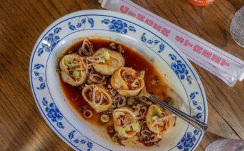 Ginger Street - shrimp dumplings